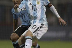 Lionel Messi había renunciado a la Selección de Argentina, luego de perder la segunda final de la Copa América consecutiva ante Chile Foto:AFP