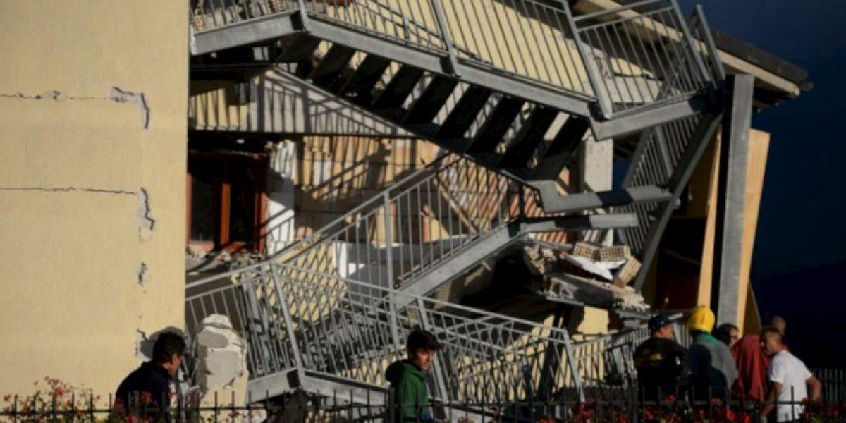 Charlie Hebdo se burla de las víctimas del terremoto de Italia