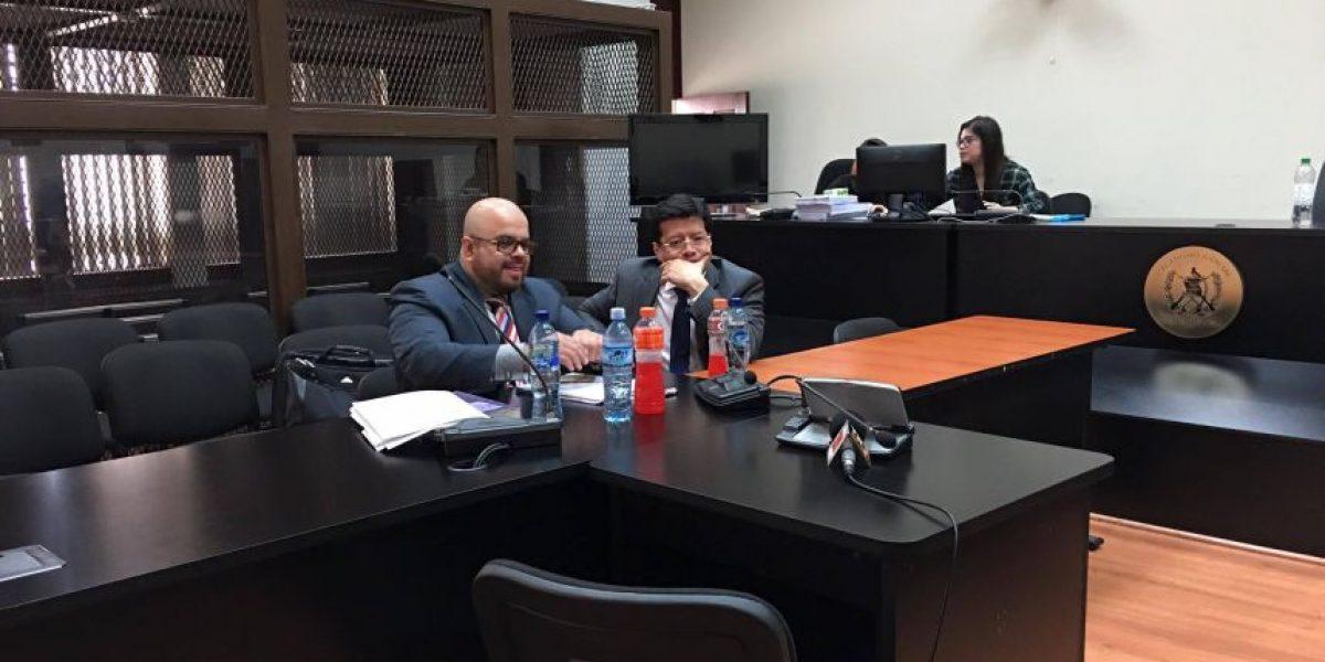 Magistrado Douglas Charchal sigue a la espera de conocer si será ligado a proceso penal