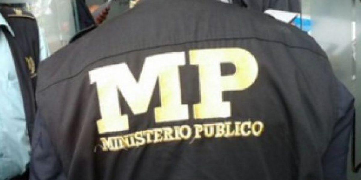 Capturan a un auxiliar fiscal en Chimaltenango