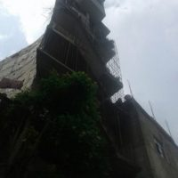 Deslizamiento en barrio El Gallito, zona 3 Foto:Conred