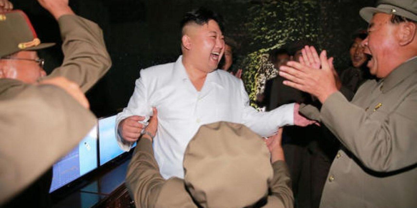 Habría sido raptado para enseñar inglés a Kim Jong Un Foto:AP