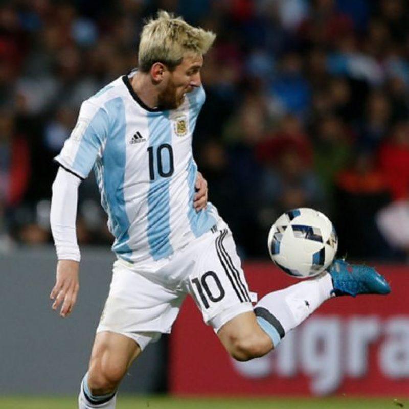 Messi fue convencido por el nuevo director técnico del combinado argentino para volver a la selección. Foto:Getty Images