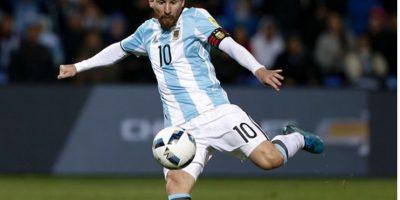 Lleva tres goles en esta eliminatoria. Foto:Getty Images