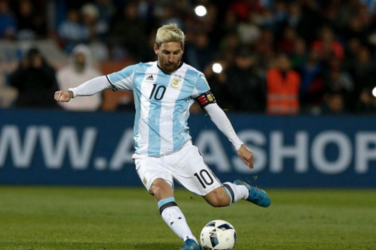 Venció a Uruguay con un tanto que marcó. Foto:Getty Images