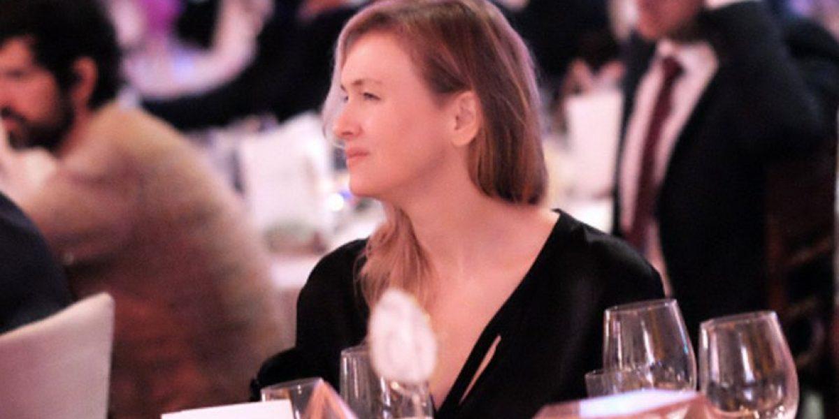 Bridget Jones explica por qué cambió tanto su cara