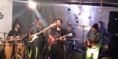 La banda guatemalteca Aire Gurú presentó el videoclip de su sencillo