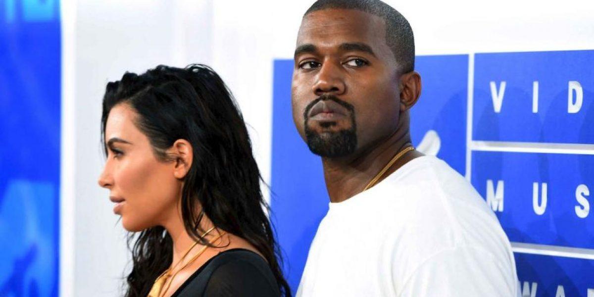 Esto es lo que beben Kanye West y Kim Kardashian tras bambalinas
