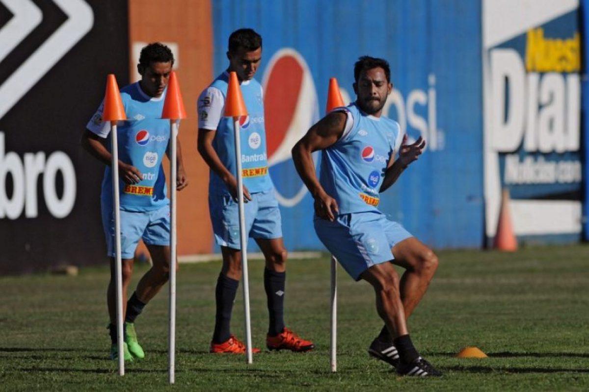 Ruiz se mostró convencido de que no volverá a vestirse de azul y blanco para un partido oficial. Foto:AFP