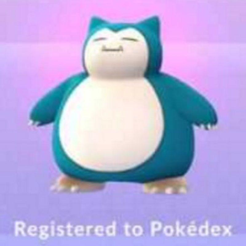 """Su tipo es """"Normal"""". Foto:Pokémon Go"""
