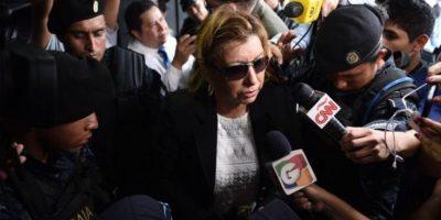 Anabella de León pidió no estar en la misma cárcel que Baldetti y logra ser trasladada