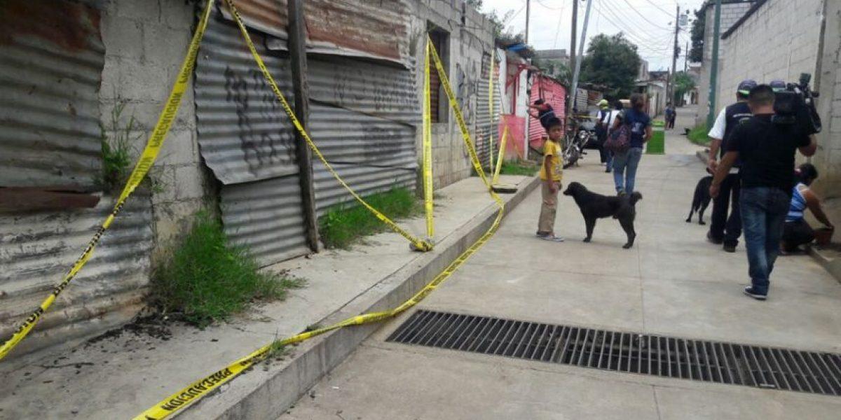 Habilitan albergue para afectados por riesgo en Mixco