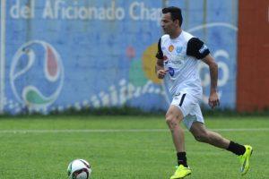 El futbolista le pidió al técnico Walter Claverí permiso para ausentarse del partido contra San Vicente y las Granadinas. Foto:AFP