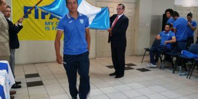 Los seleccionados de futsal cumplieron con su juramento en el Proyecto Goal y viajarán el miércoles hacia Colombia. Foto:Fernando Ruiz