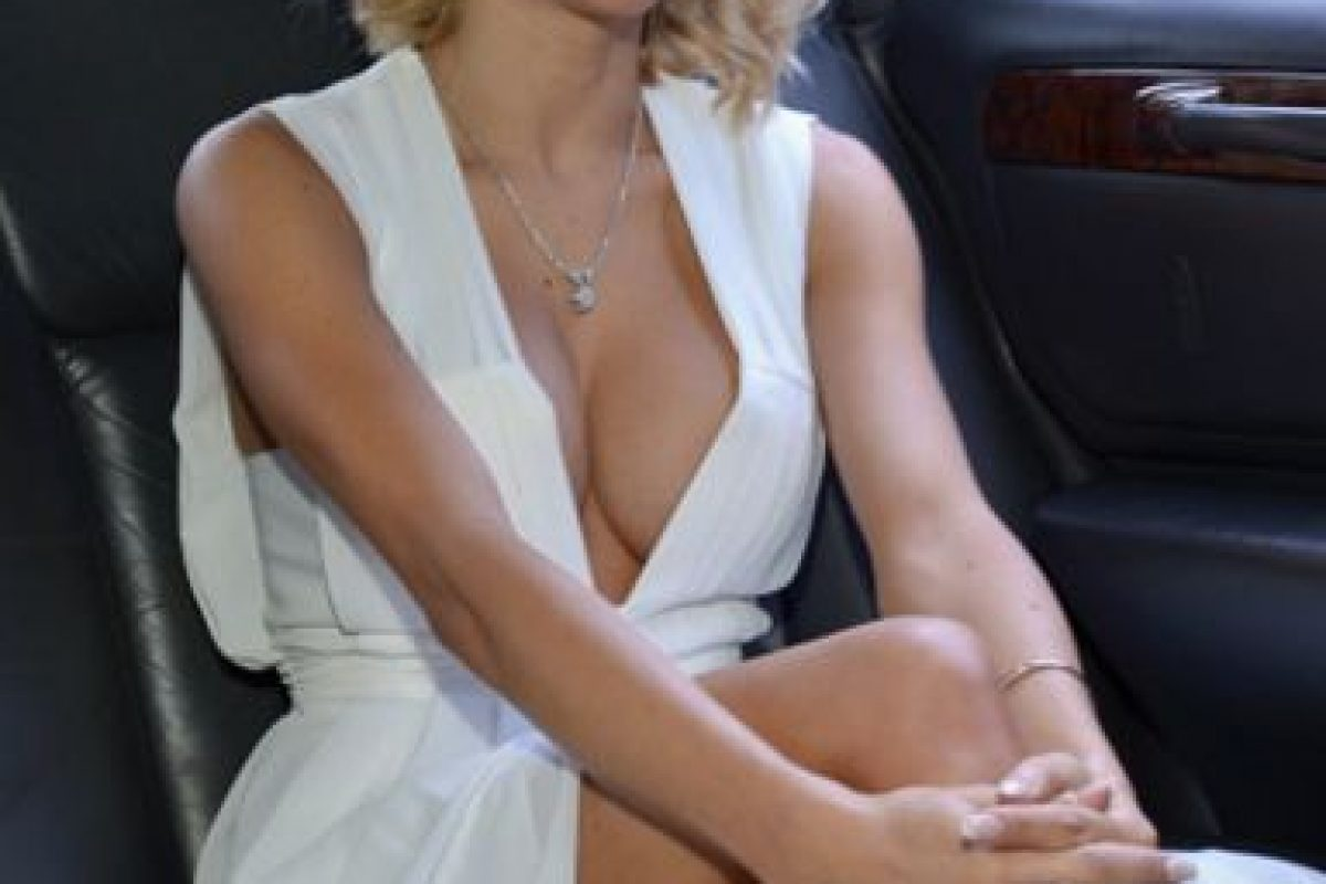 La modelo cerró todas sus cuentas menos la de Facebook, donde la siguen insultando Foto:Getty Images