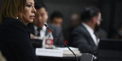 Anabella de León prefiere no declarar y denuncia intimidación en la cárcel