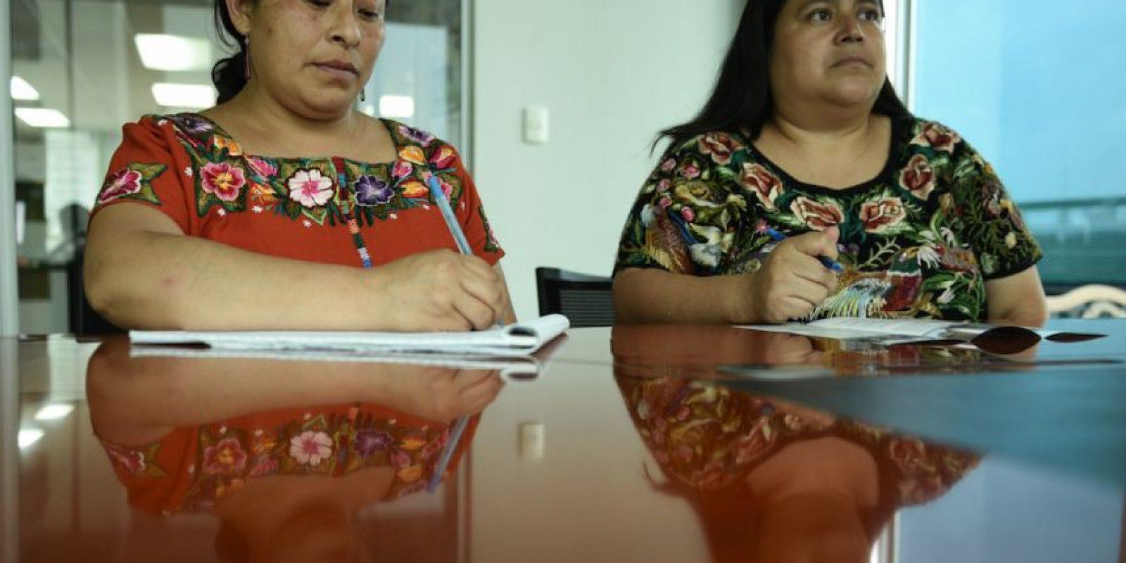 Xinico y Son resaltan la importancia de que se escuchen las propuestas de las comunidades Foto:Oliver de Ros