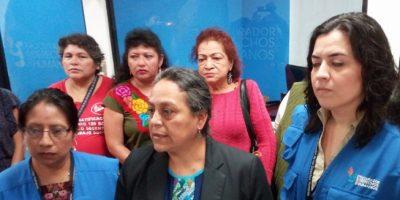 Diputada denuncia discriminación sexual en la PDH