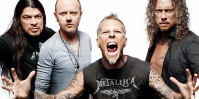 Metallica regresará a Guatemala