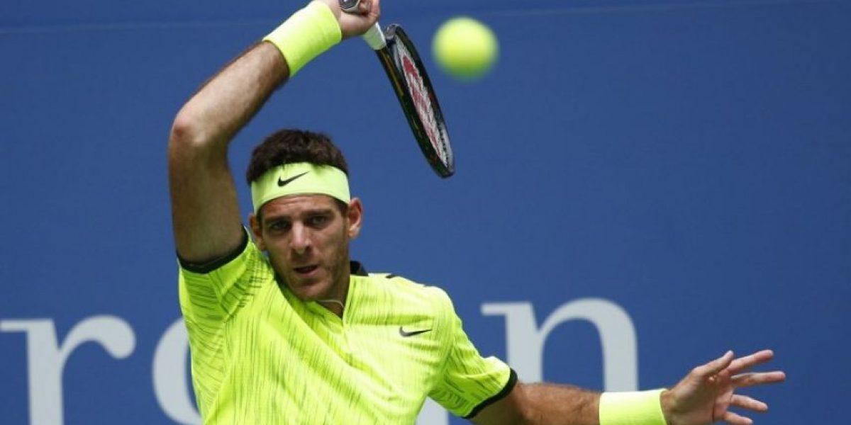 US Open: Thiem se retira y Del Potro avanza a cuartos de fina