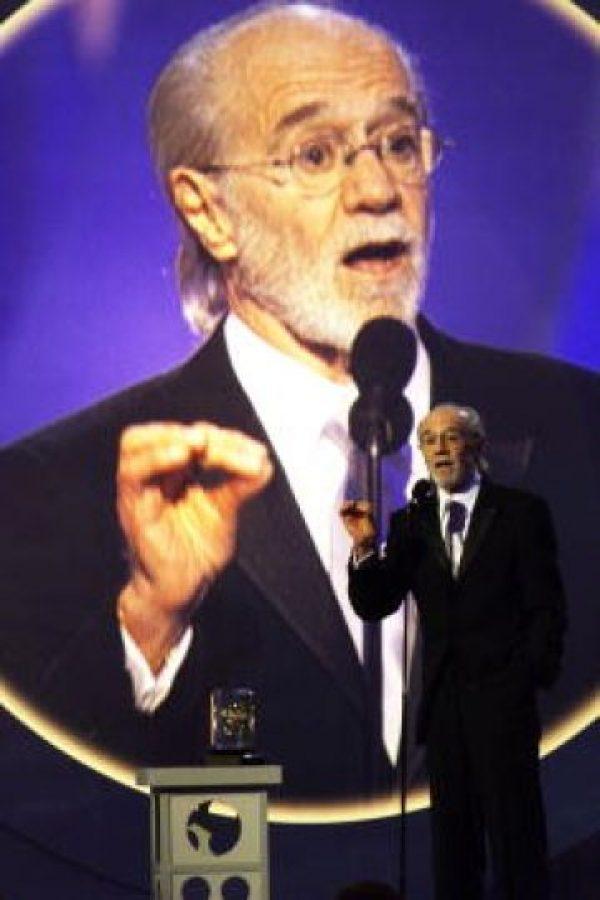 Era un monólogo del comediante George Carlin haciendo chistes sobre terrorismo Foto:Getty Images