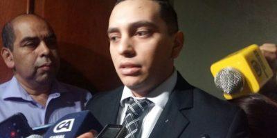 """Diputado Giordano llega al MP para demostrar su """"buena fe"""