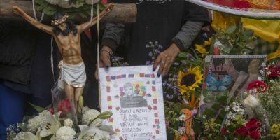 Donde vivió desde los cinco años y donde descansarán sus cenizas Foto:AP