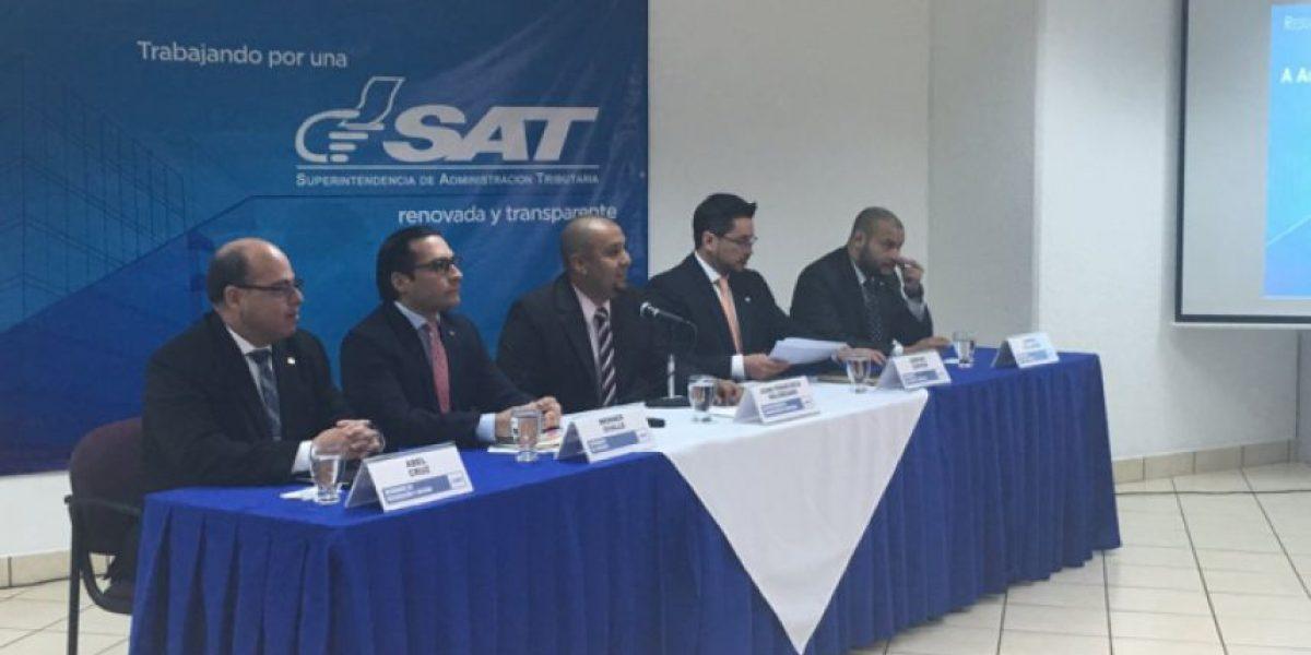 SAT obtuvo Q173 millones por medidas judiciales en agosto