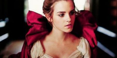 Revelan imágenes de Emma Watson en La Bella y la Bestia