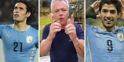 Exsicario de Pablo Escobar envía un inquietante mensaje a Suárez y Cavani