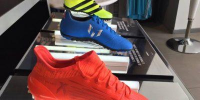 Llegan a Guatemala nuevos botines para los mejores jugadores de futbol