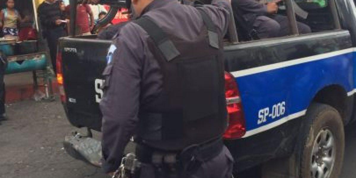 Alarma causa supuesto ataque armado contra pandillero en el Hospital San Juan de Dios