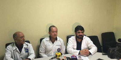 Director del Hospital San Juan de Dios asegura que no había necesidad de trasladar a pandillero