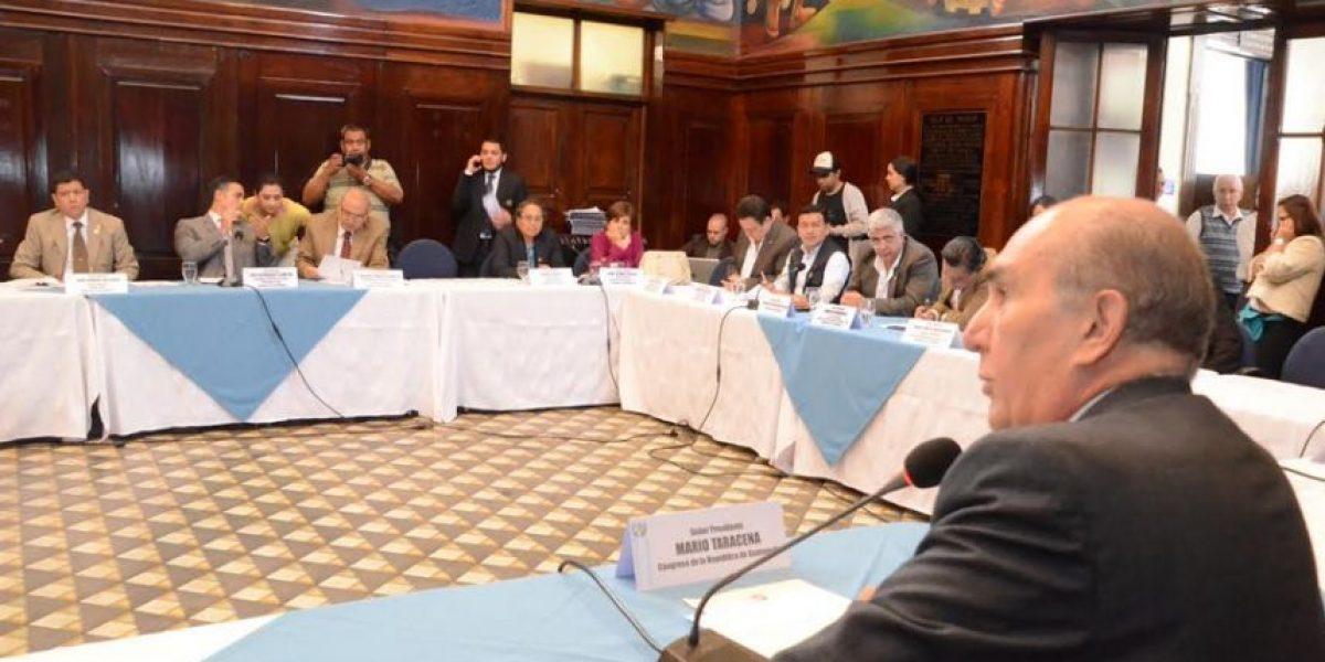Diputados logran preacuerdos para elegir a nueva magistrada