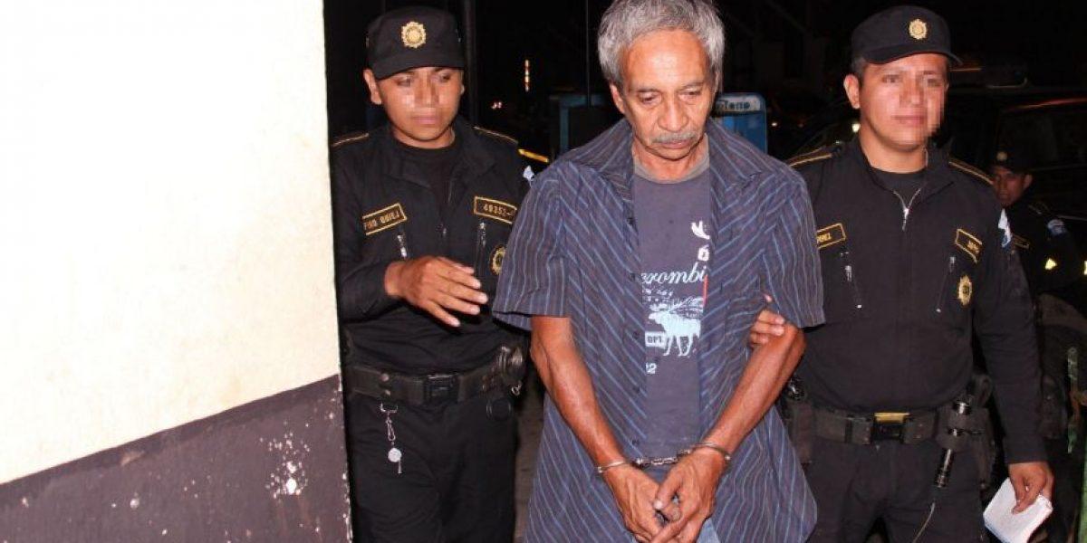 Hombre con 12 antecedentes fue capturado una vez más, ahora por conducir un cabezal robado