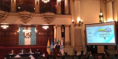 """Gobierno invita a comprometerse con una """"agenda urbana"""""""