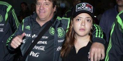 """Hija de """"El Piojo"""" Herrera baja varias libras y lo presume en sus redes sociales"""