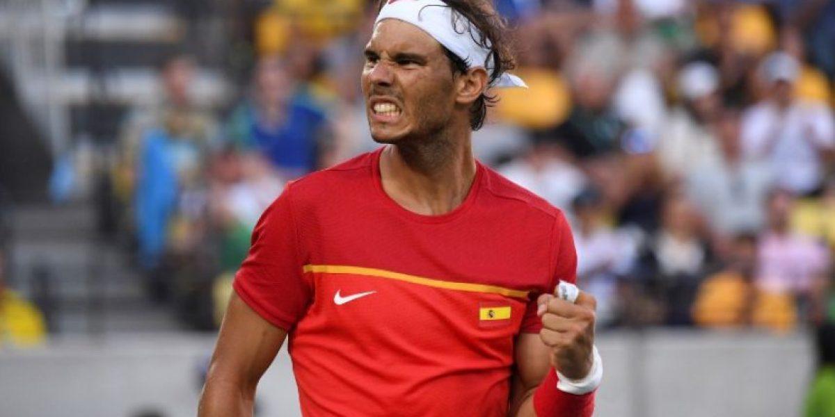 Nadal lidera a España para enfrentar a India en la Copa Davis