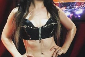 Las mejores imágenes de las redes sociales de Paige Foto:WWE