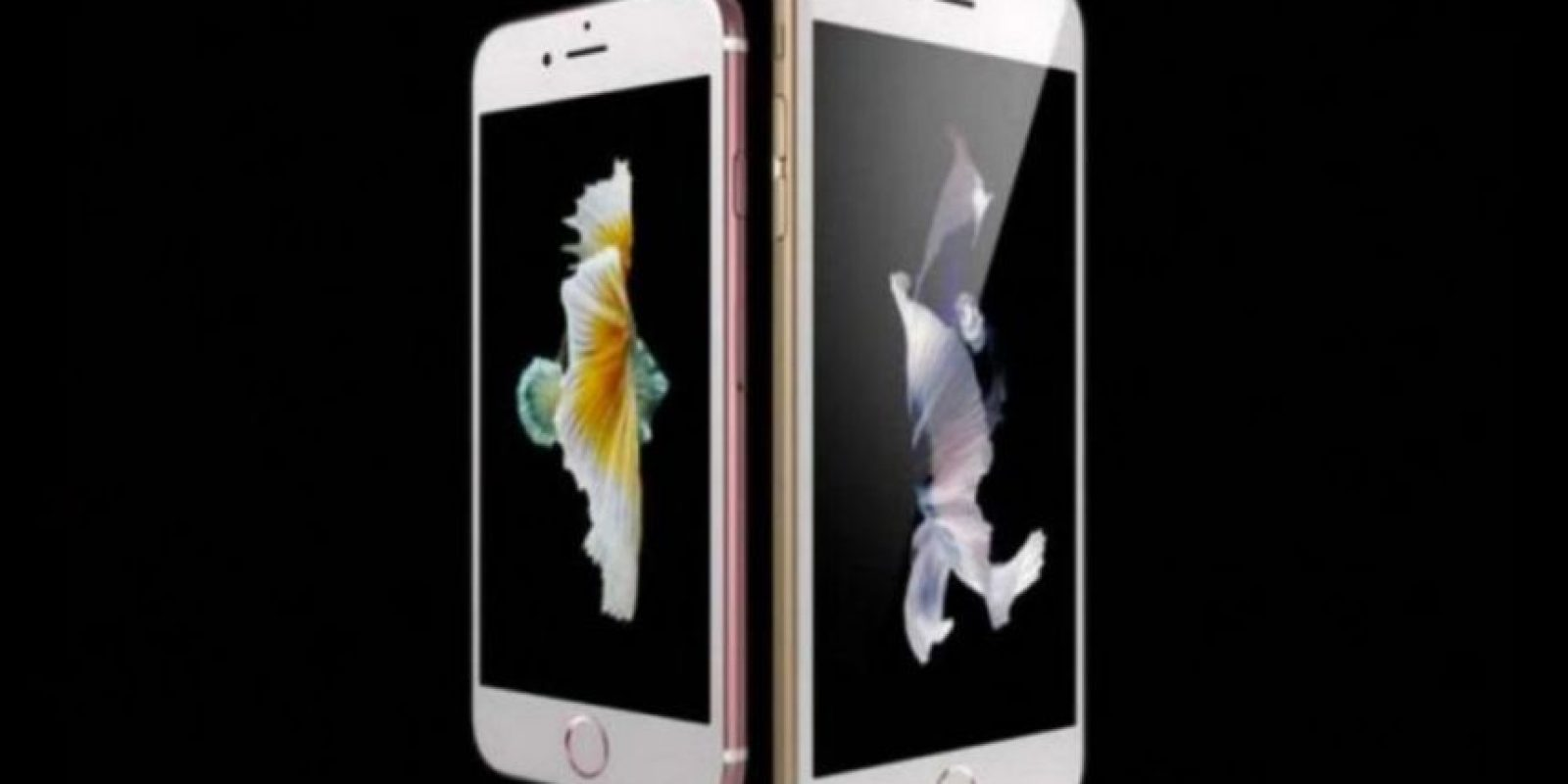 iPhone 6s y 6s Plus (2015) Foto: Apple