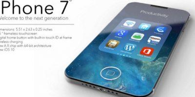 ¿Cómo será el iPhone 7? Foto:Tumblr