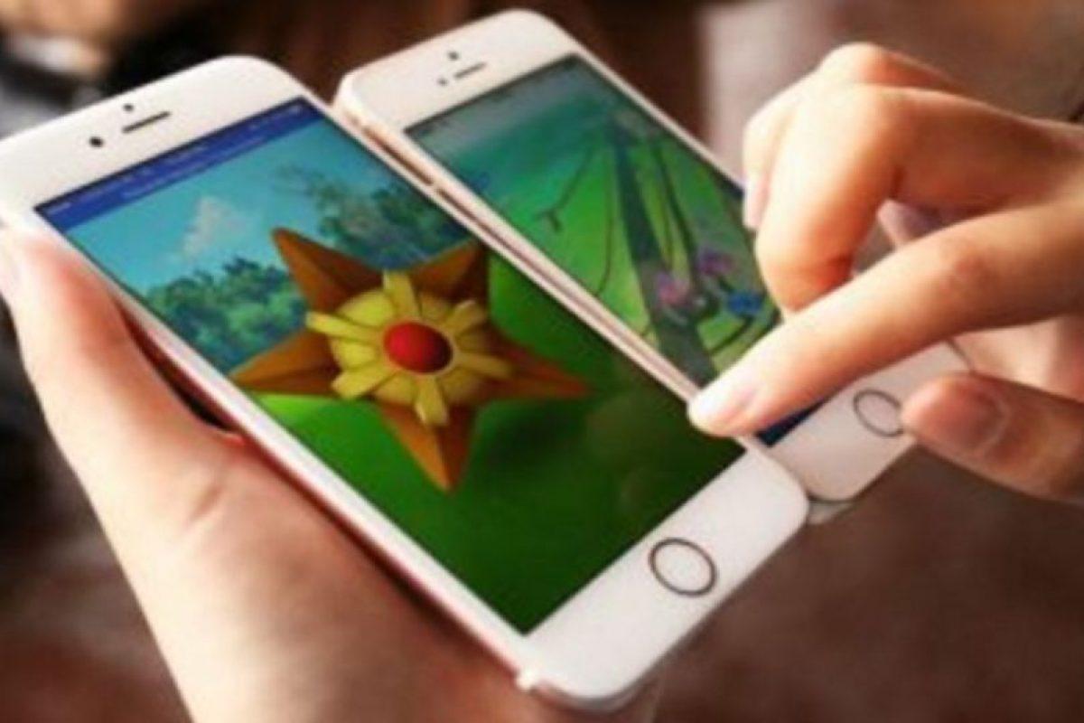 1) la distracción típica del jugador embebido en la búsqueda de Pikachu y sus amigos. Foto:Niantic/Nintendo