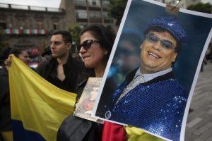 Acudieron más de 700 mil personas, según cifras oficiales Foto:AFP