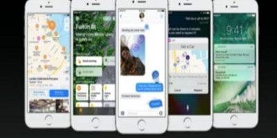 También habrá novedades para iMessages. Foto:Apple