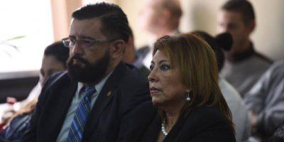 """Anabella de León es ligada a proceso penal en caso """"Botín del Registro de la Propiedad"""""""