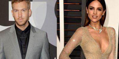 La respuesta que dio Eiza González sobre su supuesta relación con Calvin Harris