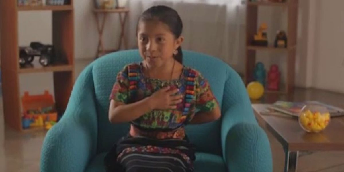 ¿Cómo aprecian los niños guatemaltecos la tierra en donde viven?