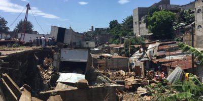 Solicitan que Conred declare inhabitable área del deslizamiento en Santa Isabel 2, Villa Nueva