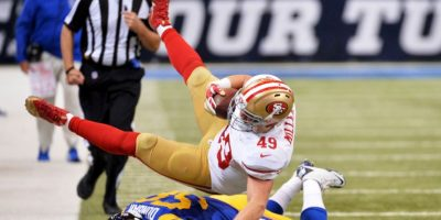 Los 49ers lo despidieron Foto: Getty Images