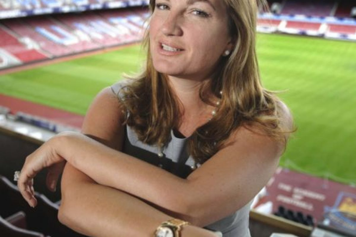 Karren Brady Foto: Getty Images